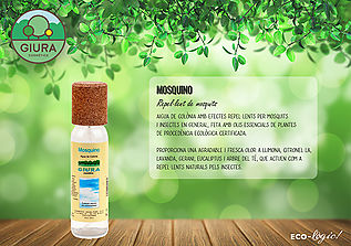 Mosquino - Repel·lent de mosquits i insectes